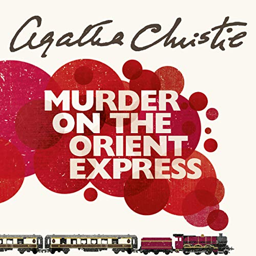 『Murder on the Orient Express』のカバーアート
