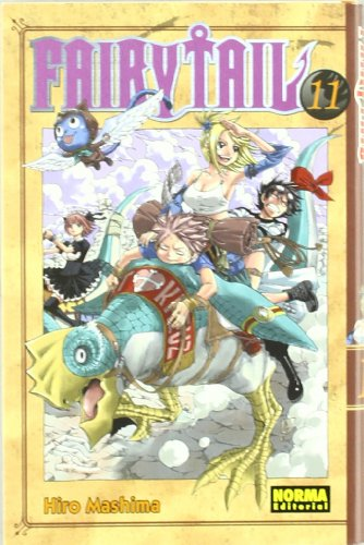 FAIRY TAIL 11 (CÓMIC MANGA)