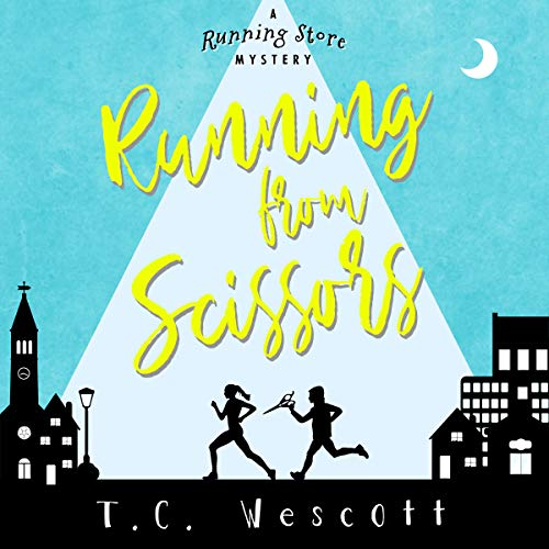 Running from Scissors     Running Store Mystery Series, Book 1              By:                                                                                                                                 T.C. Wescott                               Narrated by:                                                                                                                                 Natalie Naudus                      Length: 7 hrs and 3 mins     20 ratings     Overall 4.5