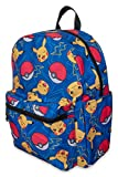 Pokemon Pokeball 16' Backpack