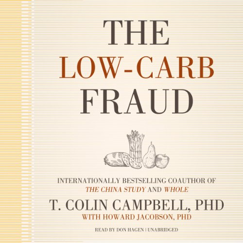 The Low-Carb Fraud audiobook cover art