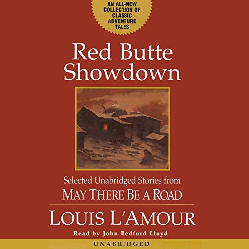 Red Butte Showdown cover art