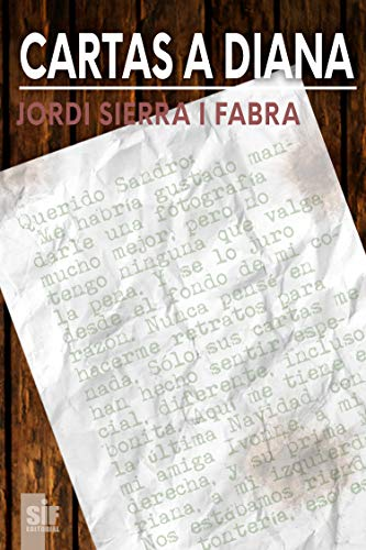 Cartas a Diana de Jordi Sierra i Fabra