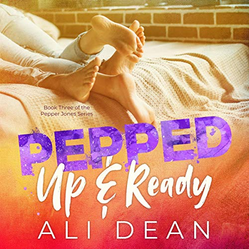 Pepped Up and Ready audiobook cover art