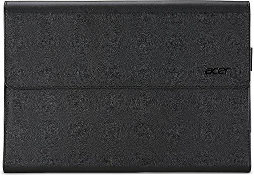 Acer Tablet Tasche / Protective Sleeve (geeignet für das Acer Aspire Switch 12S & Switch Alpha 12, universelle Schutzhülle, Snap Case für 12 Zoll bis 12,5 Zoll Geräte) schwarz