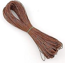21 kleuren 70 M/partijGewaxt Leer Draad Wax Katoenen Koord String Riem Diy Geweven Armband Ketting Sieraden Accessoires...
