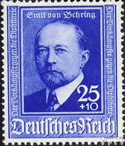 Prophila Collection Deutsches Reich 761 1940 50 Jahre Diphterie-Serum (Briefmarken für Sammler)