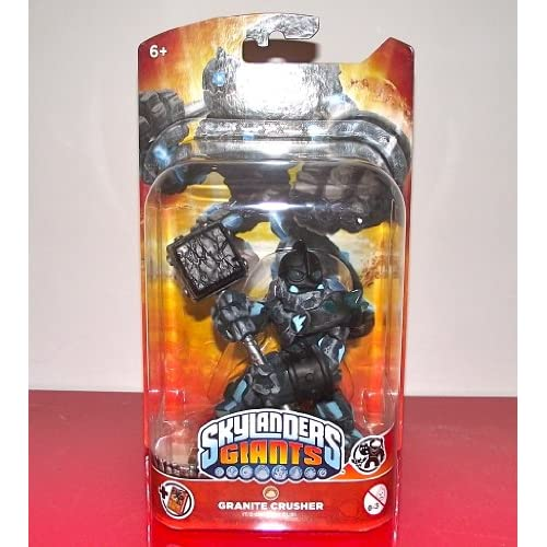 ACTIVISION Skylanders Giants: Granite Crusher Hybrid Toy