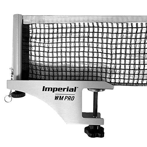 Imperial TT-Netz WM-Pro (schwarz) - Tischtennis Netz   Tischtennis Netzgarnitur   TT-Spezial - Schütt Tischtennis
