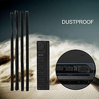 Mini kit portátil a prueba de polvo Enchufe a prueba de polvo Juego de malla a prueba de polvo Malla de protección antipolvo Malla para consola de juegos PS4 Pro fghfhfgjdfj