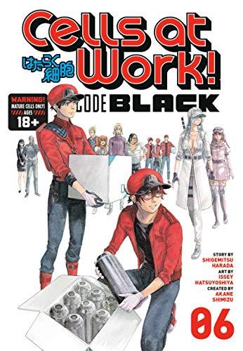 Cells at Work! Code Black Vo 6