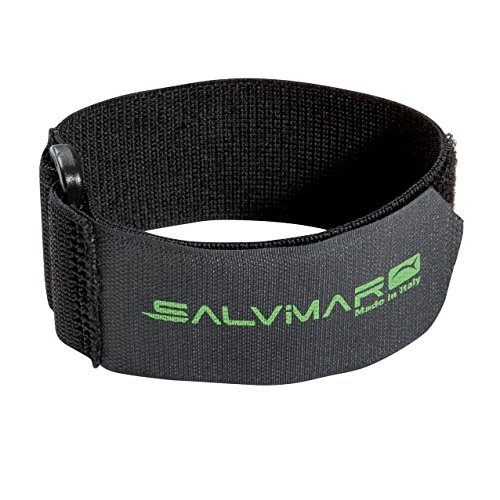 Salvimar Knife Holder for Wrist or Leg Mounting for Spearfishing  Freediving  Scuba