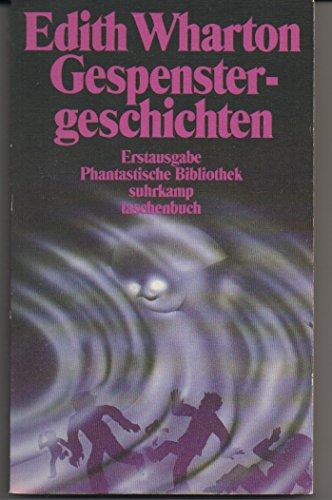 Buchseite und Rezensionen zu 'Gespenstergeschichten. ( Phantastische Bibliothek, 268).' von Edith Wharton