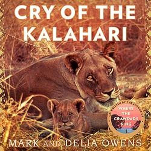 Cry of the Kalahari cover art