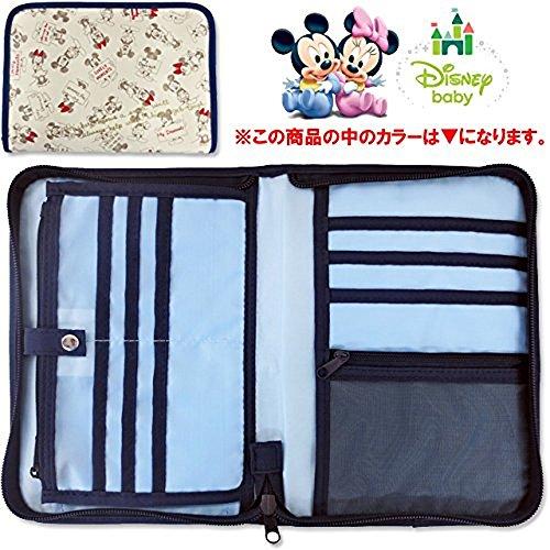 『クーザ 片面ジャバラマルチケース (ミッキーマウス&ミニーマウス) DKJB-2301』の2枚目の画像