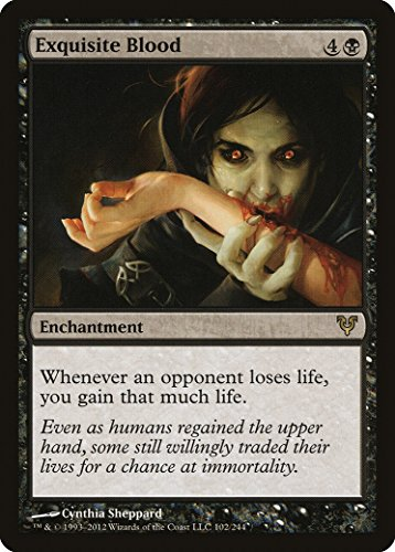Magic The Gathering - Exquisite Blood (102) - Avacyn Restored