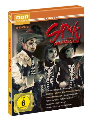 Spuk von Draussen - DDR TV-Archiv ( 2 DVDs )