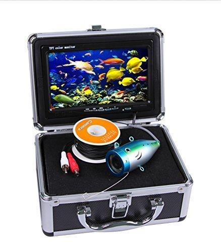 Express Panda sott' acqua pesci per Video - Kit fotocamera   professionale Fish Finder con 7