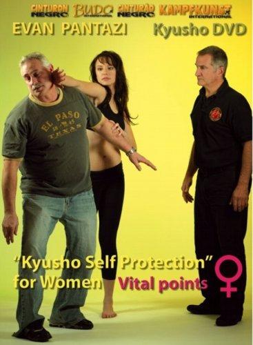 Kyusho Jitsu Self Protection for Women - Vital Points