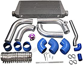 CXRacing Intercooler Piping Radiator HardPipe Kit For 2JZGTE 2JZ-GTE 2JZ Swap 240SX S13 S14