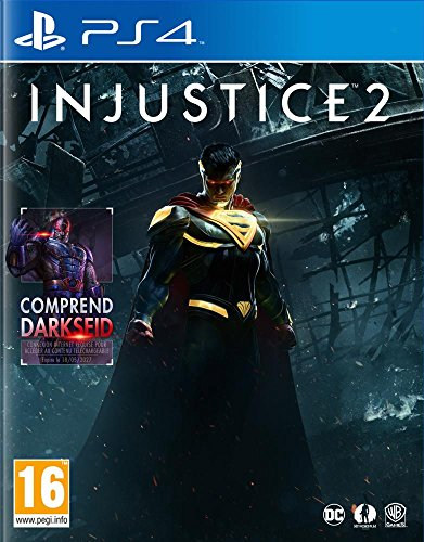 PS4 INJUSTICE 2 (EURO)
