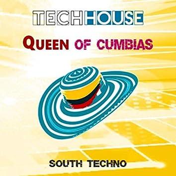 Techhouse Queen of Cumbias