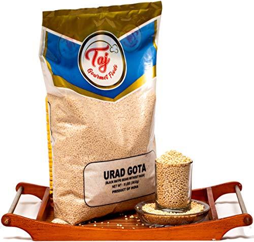 TAJ Premium Indian Urad Dal (Urad Gota, 4-Pounds)
