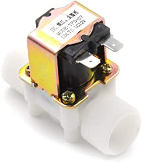 Electric Control Solenoid - 1 Pc Magnetic Water Air Normally Closed 3 4 Quot Dc 12v