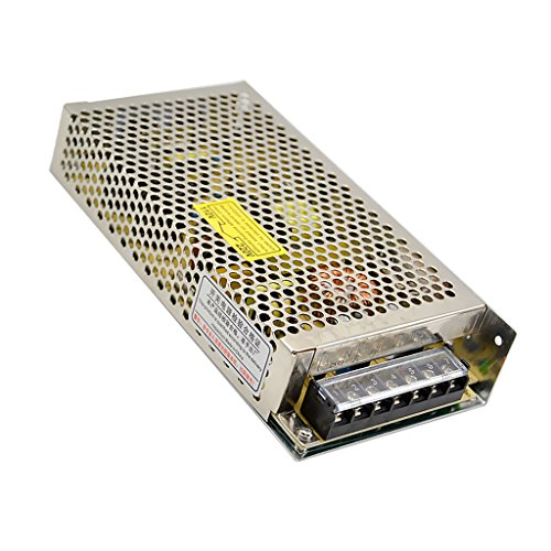 Adaptador de Corriente Alterna AC DC Protección Sobrecarga Sobretensión Cortocircuito Herramienta - 100W 12V 8.5A