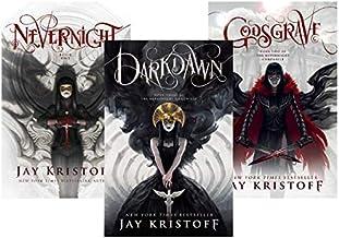 Nevernight Chronicles by Jay Kristoff, 3-Book Set