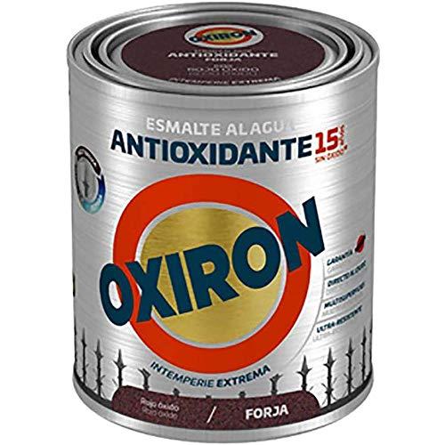 Esmalte Antioxidante Rojo Marca TITANLUX