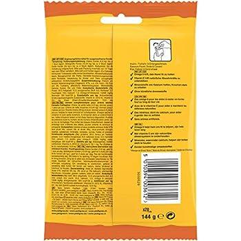 PEDIGREE Schmackos - Récompenses en lamelles - Mix de saveurs à la volaille pour chien, lot de 9 sachets de 20 friandises (9 x 144 g)