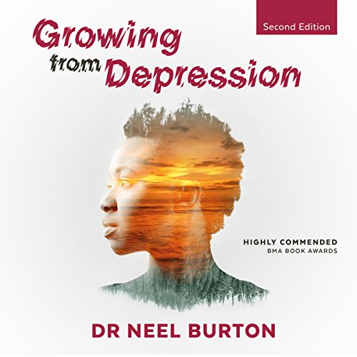 Growing from Depression audiobook cover art