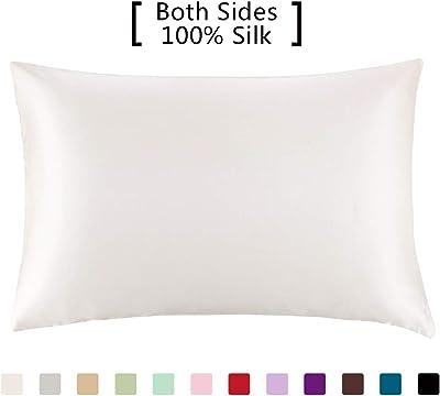Amazon Com Yanibest Silk Pillowcase For Hair And Skin