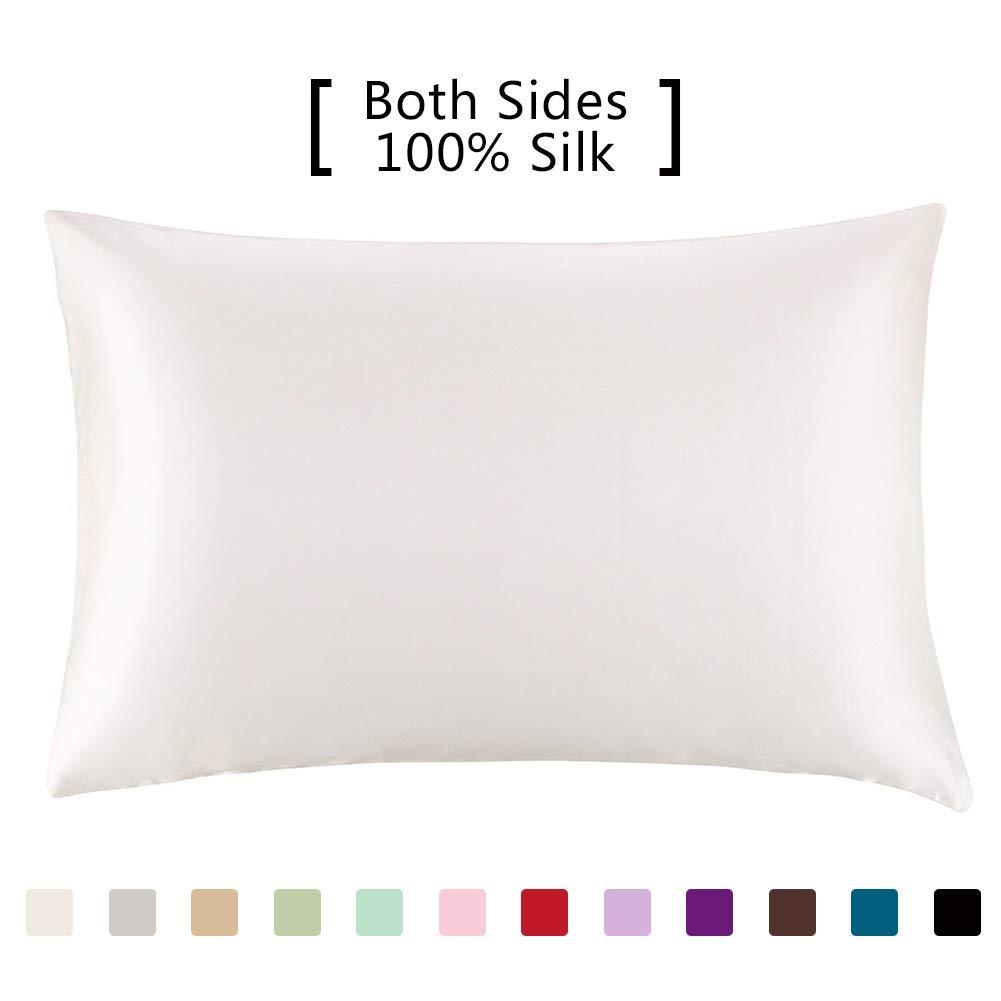 YANIBEST Silk Pillowcase Hair Skin