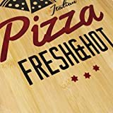 Immagine 2 pizzabrett tavola da taglio 53x31x1cm