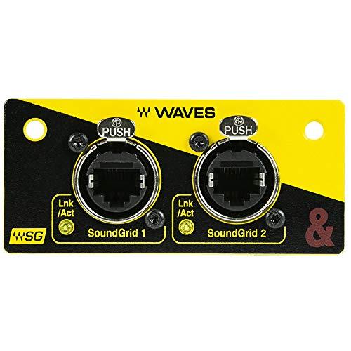 Allen & Heath SQ Waves Audio Interface Module for SQ Series