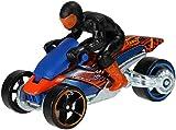 Hot Wheels Mattel X2075 - Motorrad mit Fahrer Sortiment