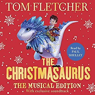 The Christmasaurus cover art