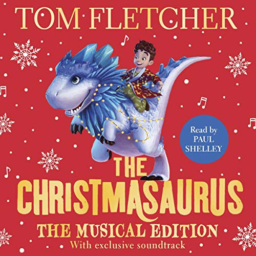 The Christmasaurus (Musical Edition) cover art