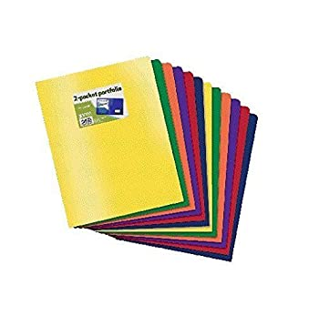 Best poly folders with pockets Reviews