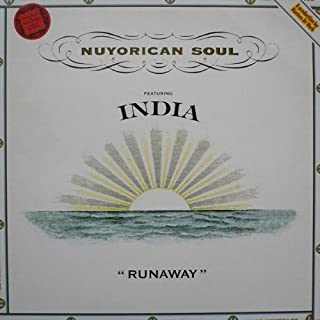 Nuyorican Soul Featuring India - Runaway - Talkin' Loud - TLX 20, Talkin' Loud - 574 021-1