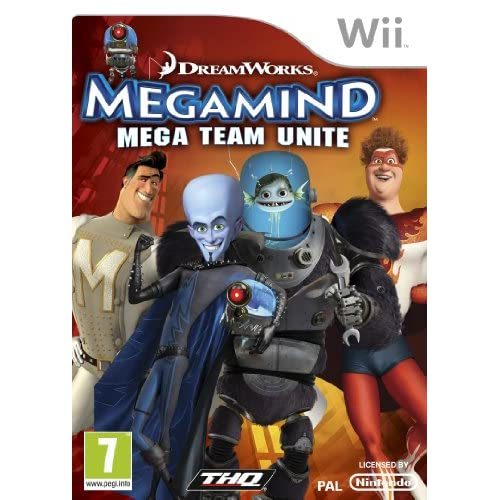 Dreamworks Megamind: Mega Team Unite [Edizione: Regno Unito]