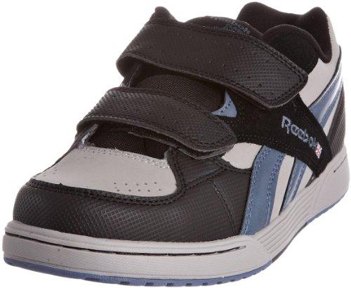 Reebok Modesport & Trekkingschuhe Centripetal KC in centripetal kc Black/Space Grey/Blue aus Leder, Freizeitschuh, Gummisohle in Größe 27.0 Artikel-Nr. 180122-9