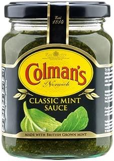 Colman's of Norwich Classic Mint Sauce 6 x 250ml