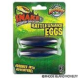 12 pairs - Large 2.5' Rattle Snake Eggs Rattlesnake Singing Magnets
