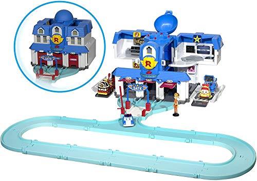 Silverlit - A1503826 - Robocar Quartier General Fonction