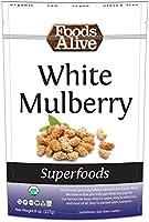 Foods Alive スーパーフード ホワイトマルベリー 8オンス 227 g