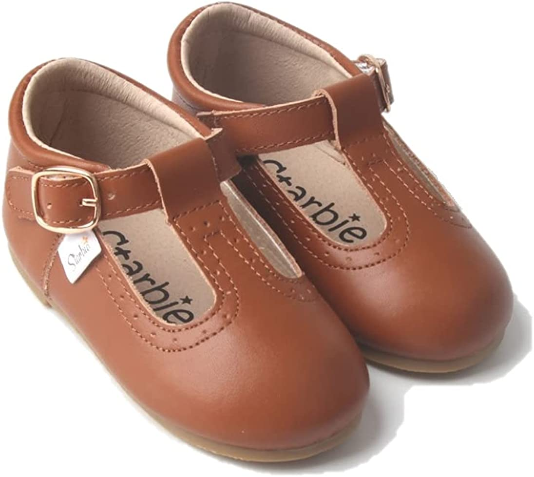Hard-Sole Toddler Mary Gifts 55% OFF Janes 15+ Toddl Colors Leather Premium