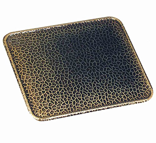 SIDCO Bodenblech Ofenblech Funkenschutz Ofenschutz Bodenplatte Funkenschutz 50 x 60 cm